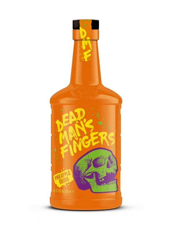 Dead Man's Fingers ~ Pineapple Rum 37.5% 0.7L