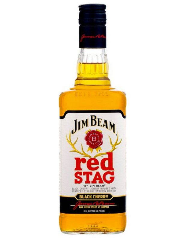 Jim Beam ~ Red Stag 40% 0.7L