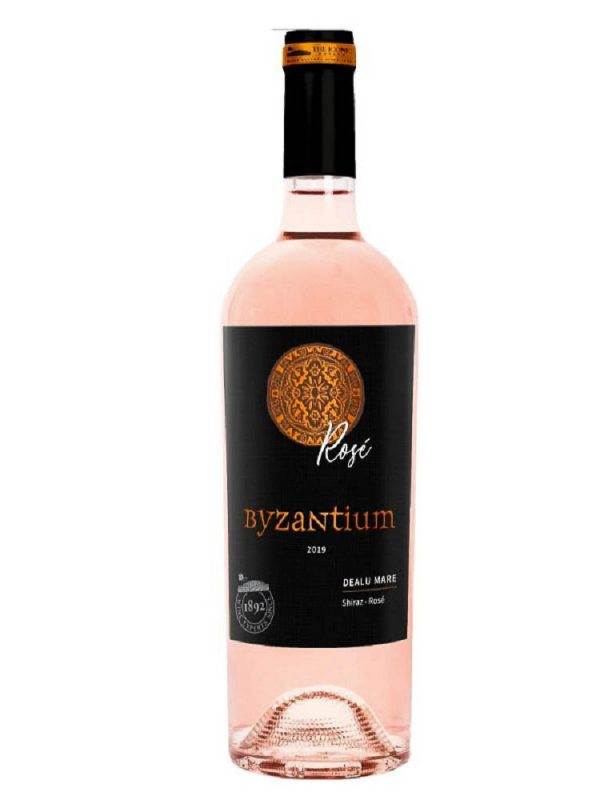 The Iconic Estate ~ Byzantium Rosé 2019