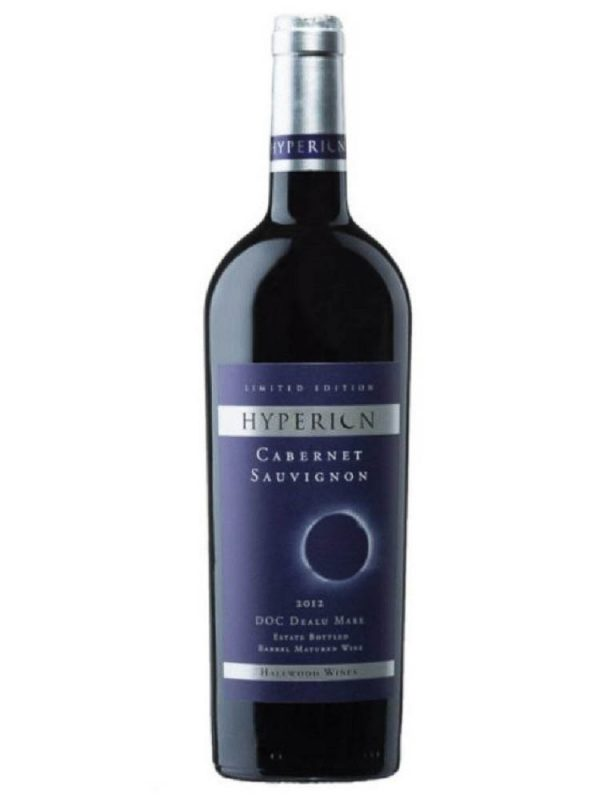 The Iconic Estate ~ Hyperion Cabernet Sauvignon 2015
