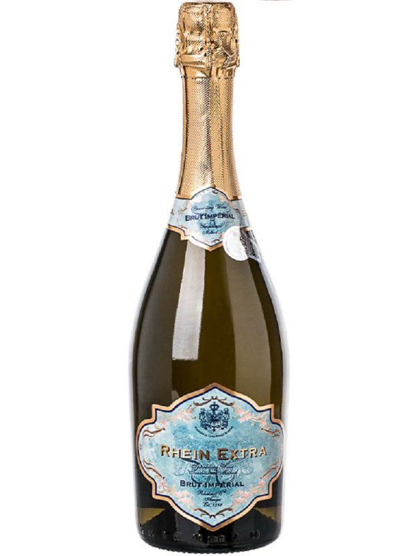 The Iconic Estate ~ Spumant Rhein Extra - Brut Imperial
