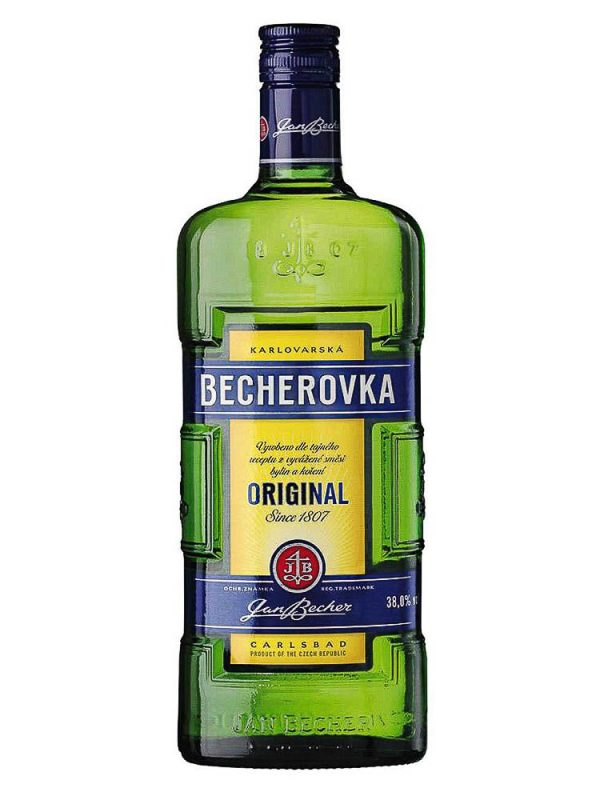 Becherovka ~ Original 38% 0.7L