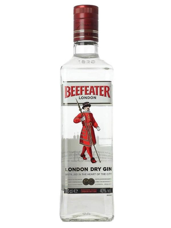 Beefeater ~ London Dry Gin 40% 0.7L